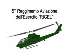 """5° Reggimento Aviazione dell'Esercito """"RIGEL"""""""