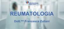 Nuova Specialista – Reumatologia